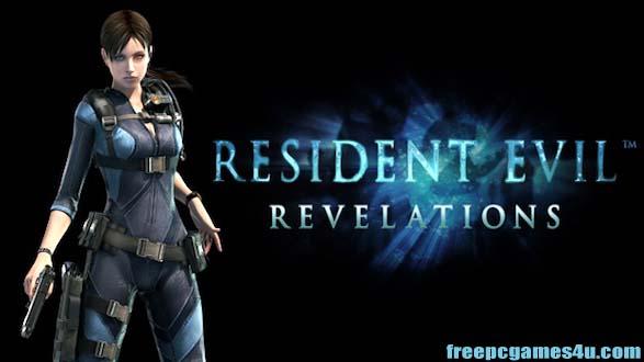 Resident Evil Revelations Full Version Free Download Game For PC