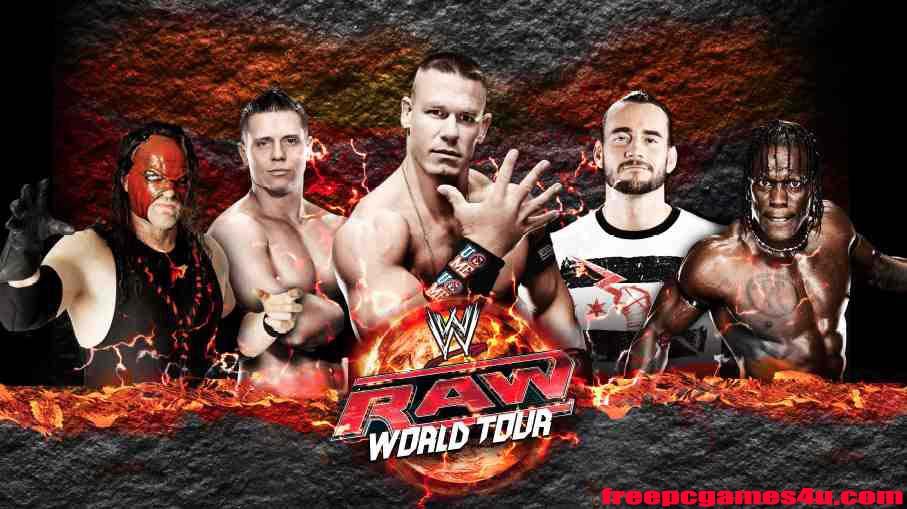 wwe raw wrestling pc game free download