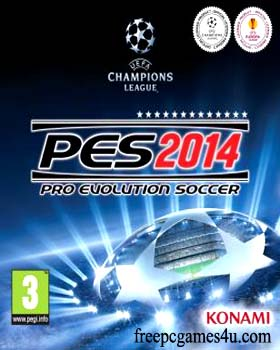 Pro Evolution Soccer 2014 Full Version Download PC Game For Free