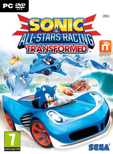 Sonic and All Stars Racing Transformed PC Games Free Download