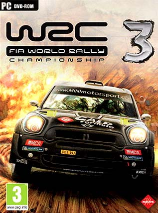 WRC World Rally Championship 3 PC Game Free Download