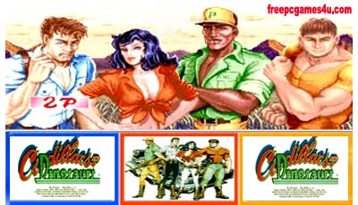 Cadillacs and Dinosaurs Game Free Download Full Version ...