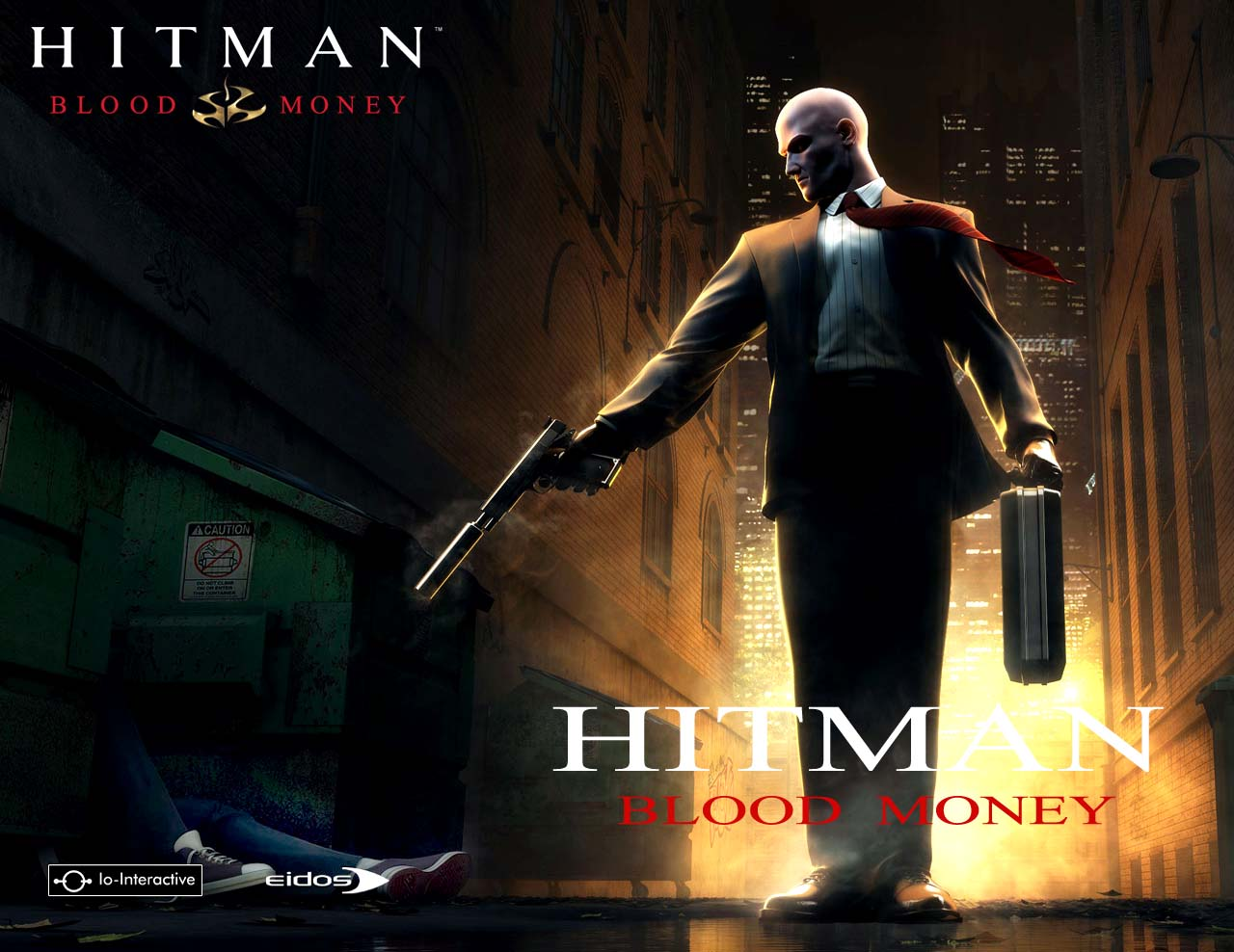 Hitman Blood Money Full Version PC Game Free Download