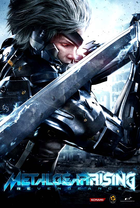 Metal Gear Rising Revengeance PC Game Free Download