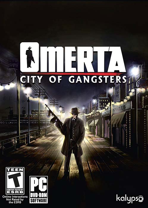 Omerta City of Gangsters Free Download Full PC Game