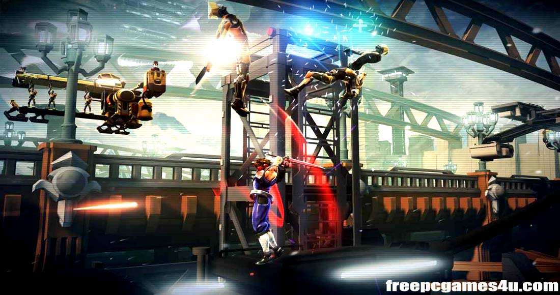 Strider Reloaded Full PC Games