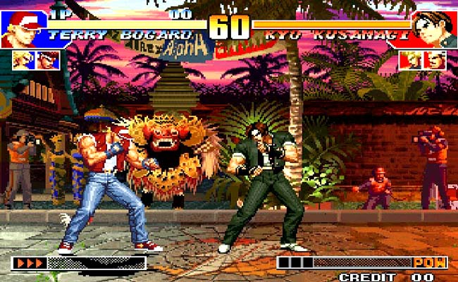 The King Of Fighters 97 Full Version Game Free Download