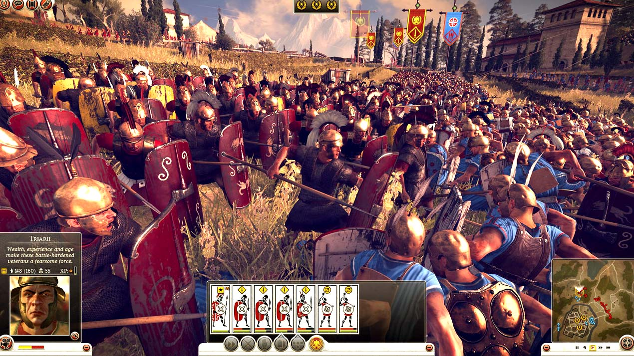 tw rome 2 system requirements - photo#22
