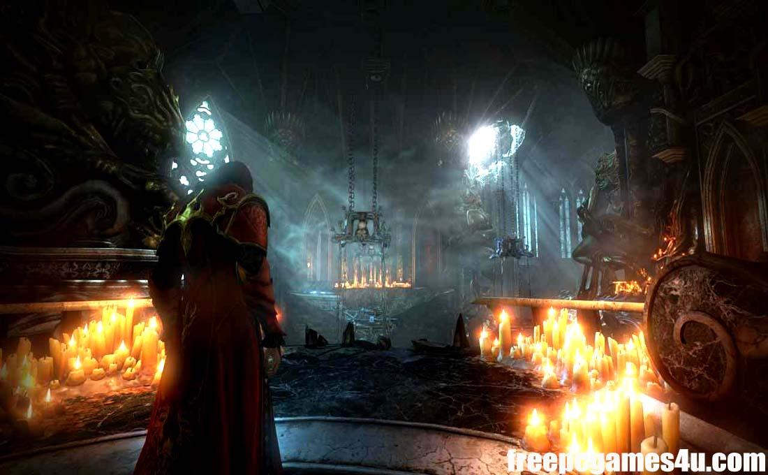 Castlevania: Lords Of Shadow 2 Reloaded PC Games Free Download