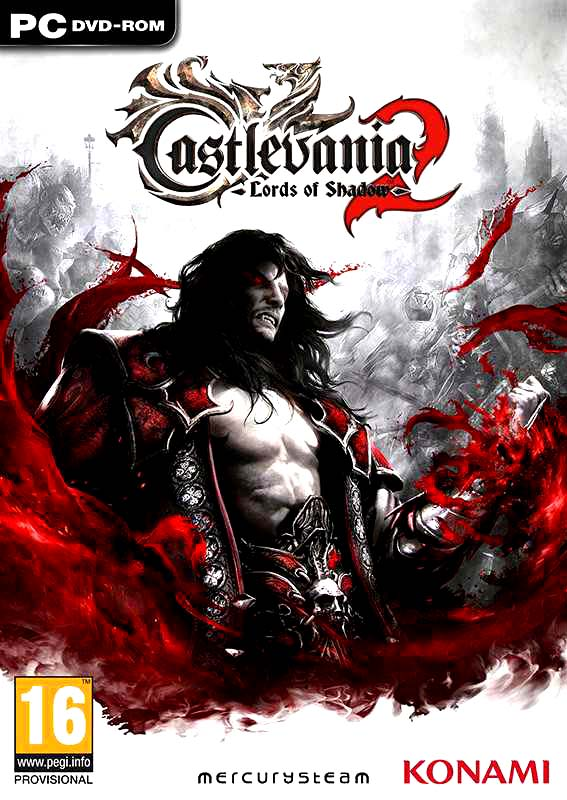 Castlevania: Lords Of Shadow 2 PC Games Free Download