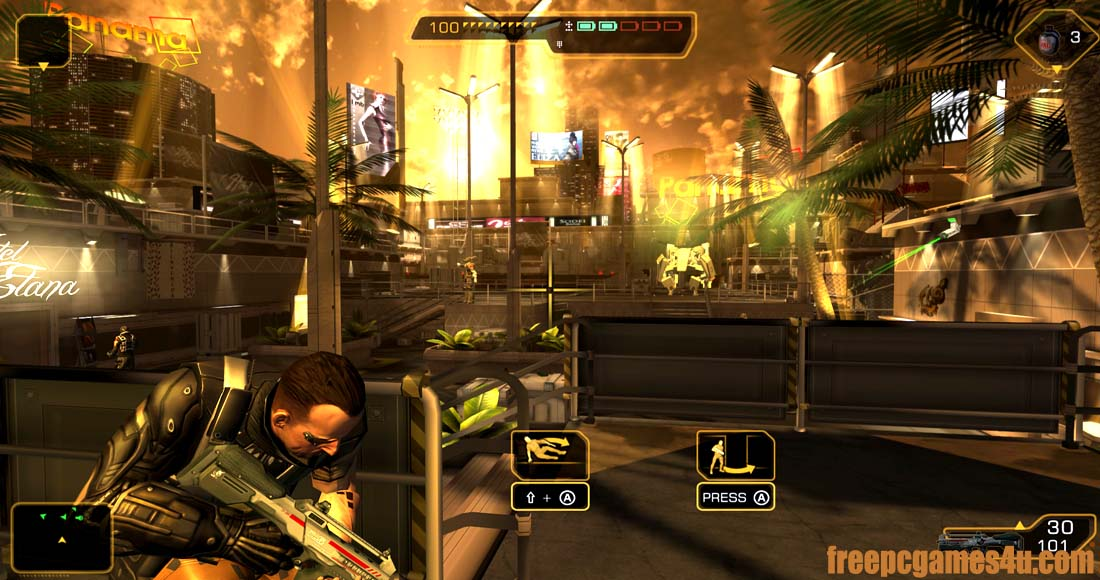 Deus ex free download full game pc.