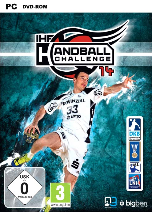 IHF Handball Challenge 14 Free Download PC Games