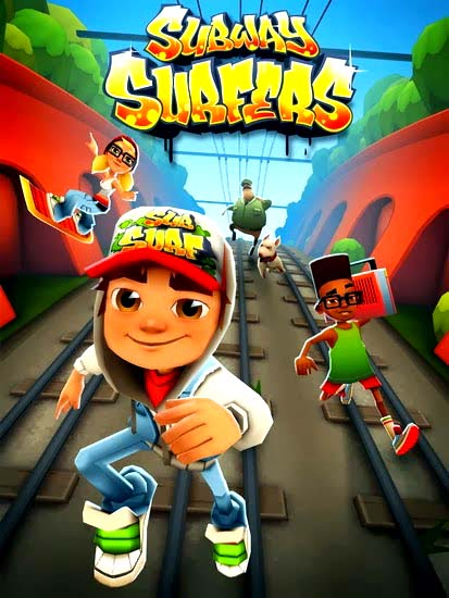Subway Surfers Free Download For PC