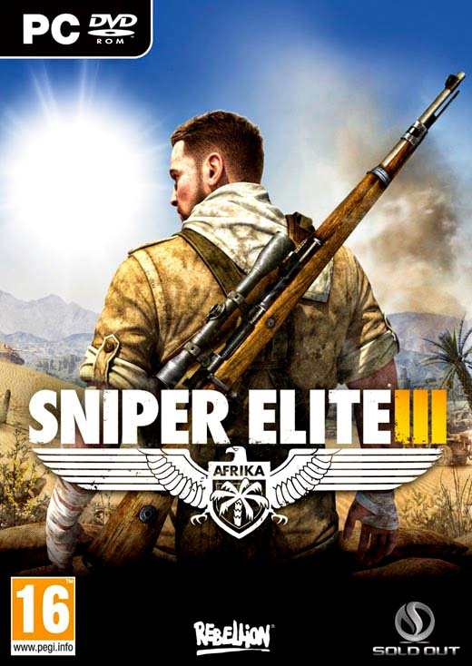 Sniper Elite 3 Free Download Full Version PC Games