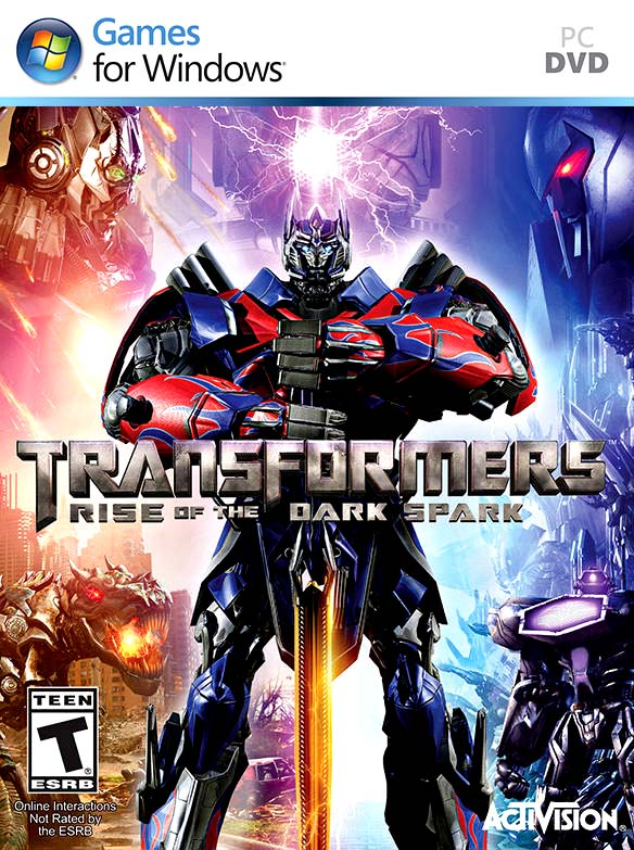 Transformers The Rise of Dark Spark Download Full Version PC Games