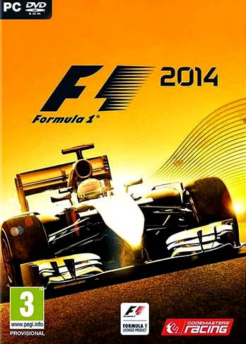 F1 2014 Game Free Download for PC