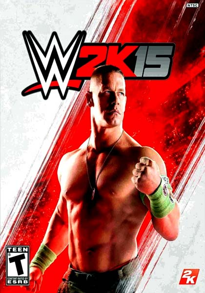 WWE 2K15 Reloaded Full PC Games Free Download