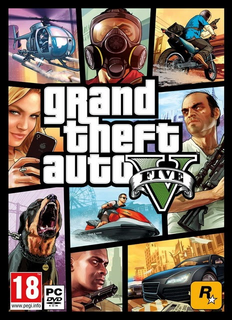 Grand Theft Auto V – RELOADED - Update 1.33 (PC Multi)